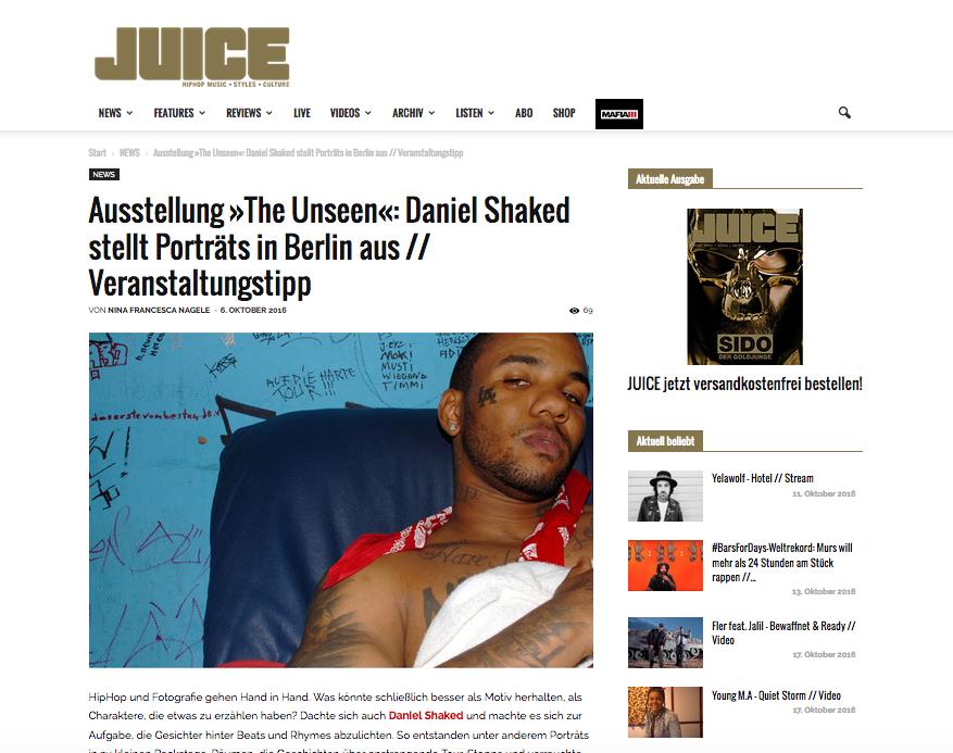 Feature Juice.de